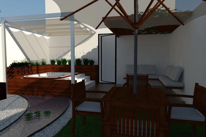 Proyecto Roof Garden