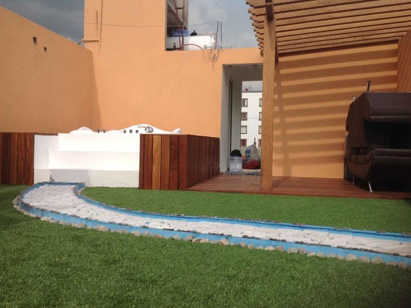Vista 1 Roof terminado